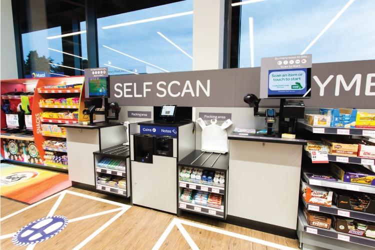 Effective cash handling at SPAR